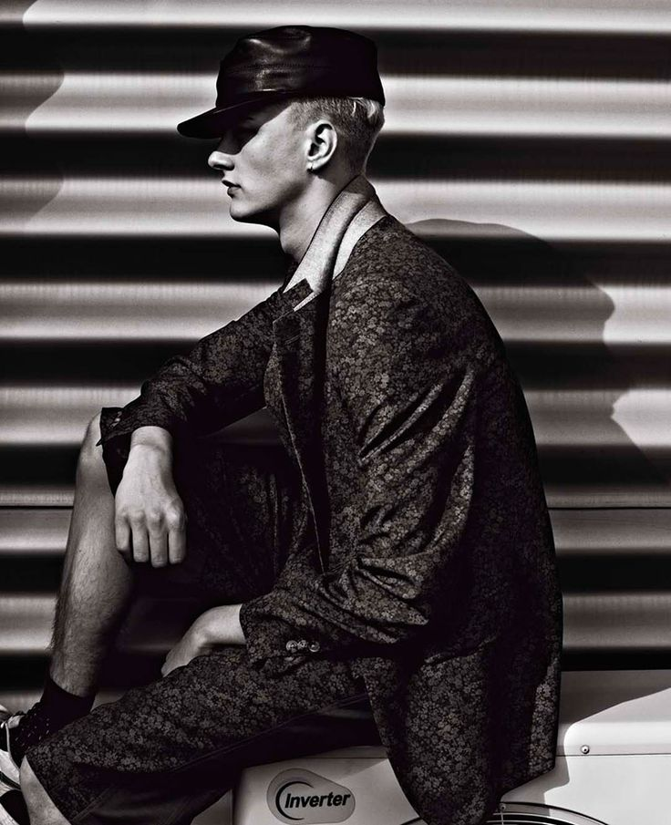 Benjamin Jarvis captured in Paris by Kacper Kasprzyk and styled by Jay Massacret for the issue #28 of VMAN magazine.