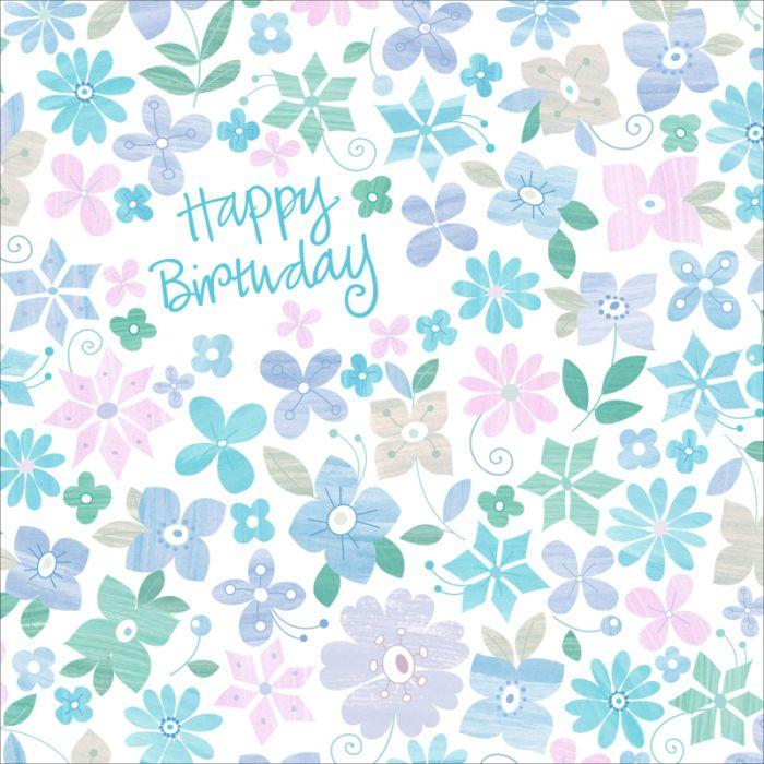 Helen Rowe Blue Flowers Jpg Flowersbirthday Wisheshy