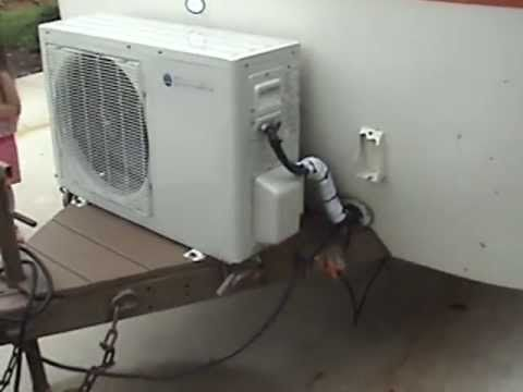 Mini Split A/C on a Rv Camper. Better than a roof top or a window unit! - YouTube