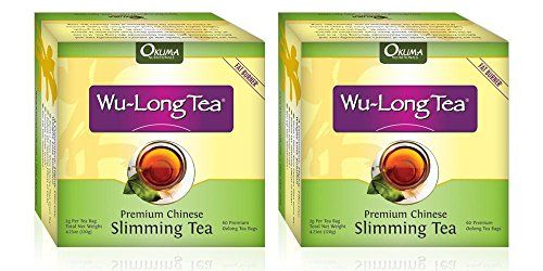 Okuma Nutritional's Wu-long Premium Slimming Tea - All Natural DIET
