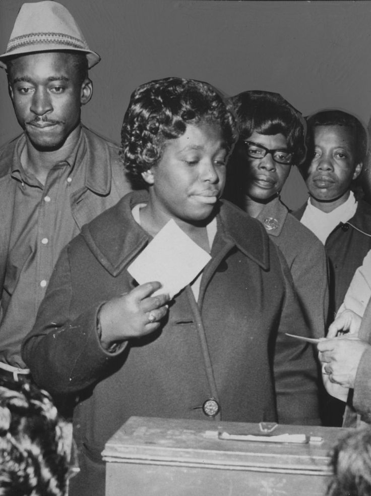 Do not honor their legacy by staying home.  27 Badass Images Of Women Winning And Exercising The Right To Vote