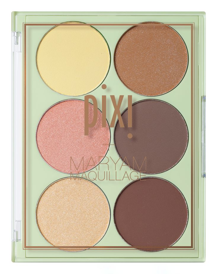 Target Pixi | Pixi + MARYAM MAQUILLAGE Strobe & Sculpt Highlight and Contour Palette
