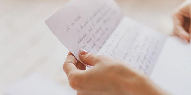 Lettera al mio io futuro