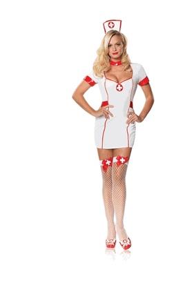 Leg Avenue Private Nurse Costume