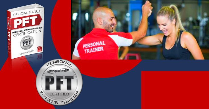 How Do You Become a Certified Personal Trainer? \ NESTA provides the quality education and support you need, so you can earn your certification. We want you to succeed, and have the opportunity to turn your passion into a fun and highly-rewarding career.