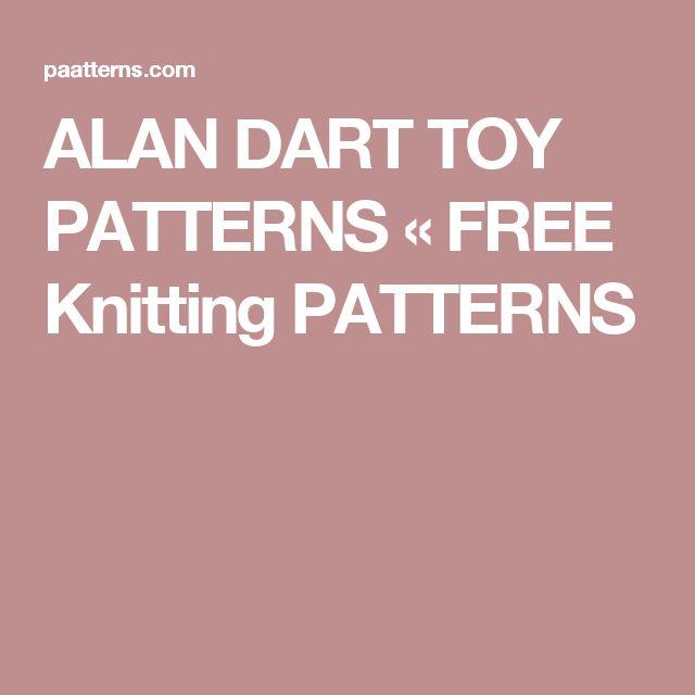 391 Best Alan Dart Images On Pinterest Knitting Patterns Knitting