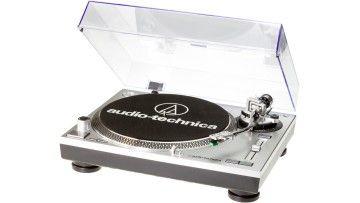 Audio-Technica AT-LP120-USBHC Testbericht: DJ-Plattenspieler mit vielen Features - http://www.delamar.de/test/audio-technica-at-lp120-usbhc-testbericht/?utm_source=Pinterest&utm_medium=post-id%2B30679&utm_campaign=autopost