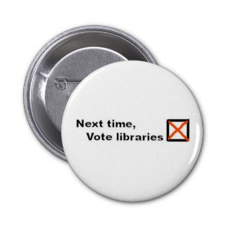 Library Buttons and Library Pins