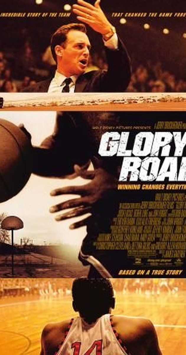 Directed by James Gartner.  With Josh Lucas, Derek Luke, Austin Nichols, Jon Voight. In 1966, Texas Western coach Don Haskins led the first all-black starting line-up for a college basketball team to the NCAA national championship.