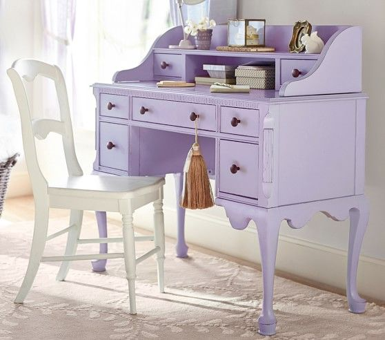 Desk For Girls Bedroom best 25+ purple study desks ideas on pinterest | pink study desks