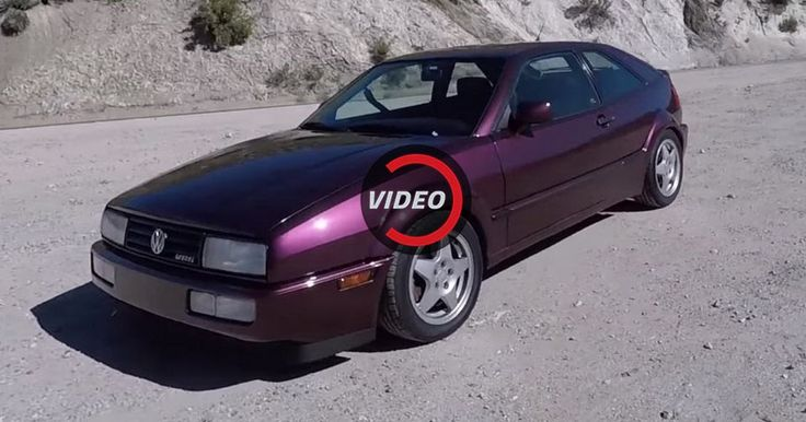 You'll Might Be Left Wanting A VW Corrado VR6 Badly After Watching This #Classics #Reviews