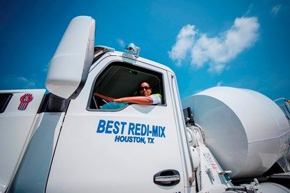 #Kenworth T880s Cement a Strong Bond with Best Redi - Mix Drivers - #NextTruck Blog & Industry News - Trucker Information