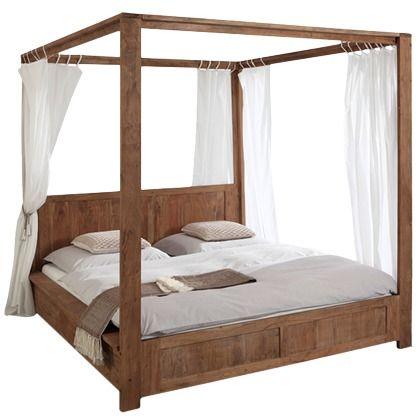 bei stylefruitsde gibt es tolle holzbetten in braun fr jeden wohnstyle egal ob rustikal oder modern top marken direkt bei unseren shop partnern - Niedliche Noble Schlafzimmerideen