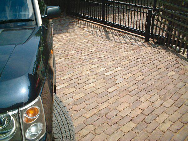 Pavestone Reclaimed Clay pavers