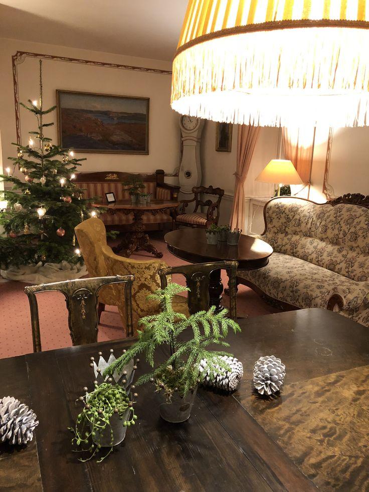 Rosa salongen www.villafridhem.se