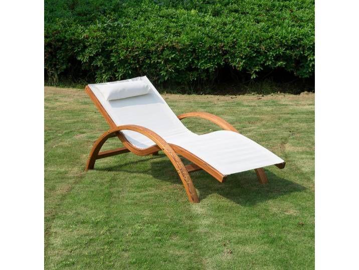 Outsunny Sonnenliege Gartenliege Gartenstuhl Liegestuhl