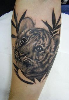 Tattoo inspiration on Pinterest | Text Tattoo Tiger Tattoo and Wrist ...