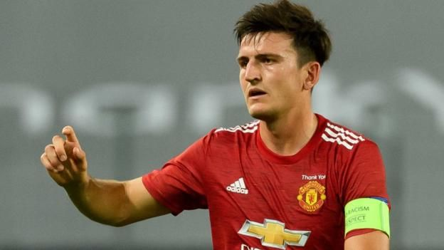 Harry Maguire Man Utd Defender Likely To Remain As Captain In 2020 Cnn News Sports News Defender