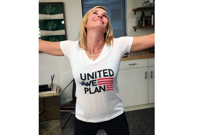 "Planned Parenthood T-Shirt Exploits 9-11 Terrorism With ""United We Plan"" Slogan"