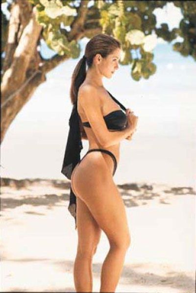 Leeann Tweeden   Leeann Tweeden   Bikinis, Thong bikini ...