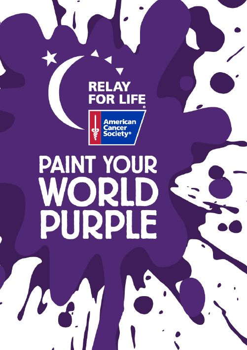 Westwood Regional High School Is Hosting The 2016 #RelayForLife For The American Cancer Society - Saturday, May 14: 4pm-7am. Help Color Outside The Lines For A Cure For Cancer! #PascackValley #BergenCounty #BeatCancer