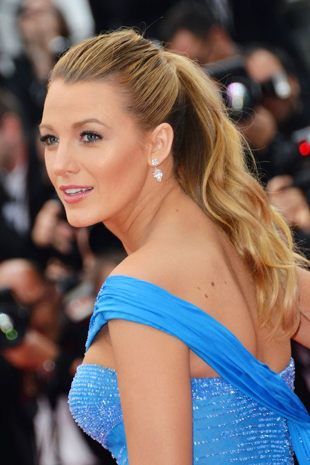 What is inside Blake Lively's makeup bag?