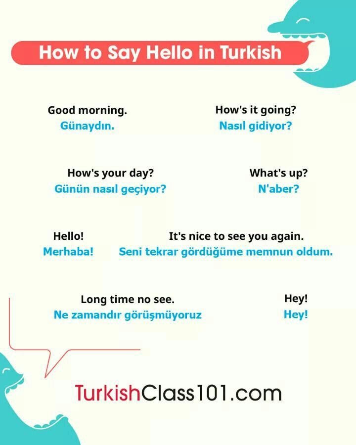 Learning Turkish How To Say Hello In Turkish Finnish Language Danish Language Learning Learn Finnish