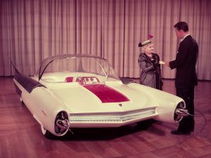 Ford FX-Atmos Idea Automobile (1954) – Previous Idea Automobiles