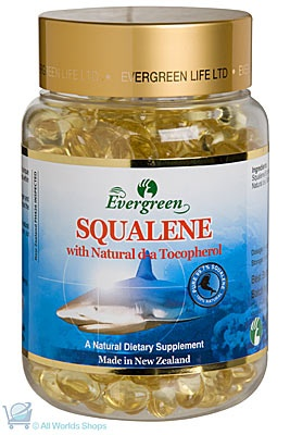 They say it's good to help prevent cancer http://www.shopnewzealand.co.nz/en/cp/buy_shark_liver_oil
