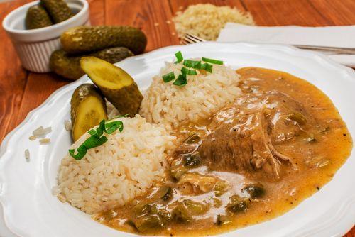 Dobrota ze Znojma s rýží