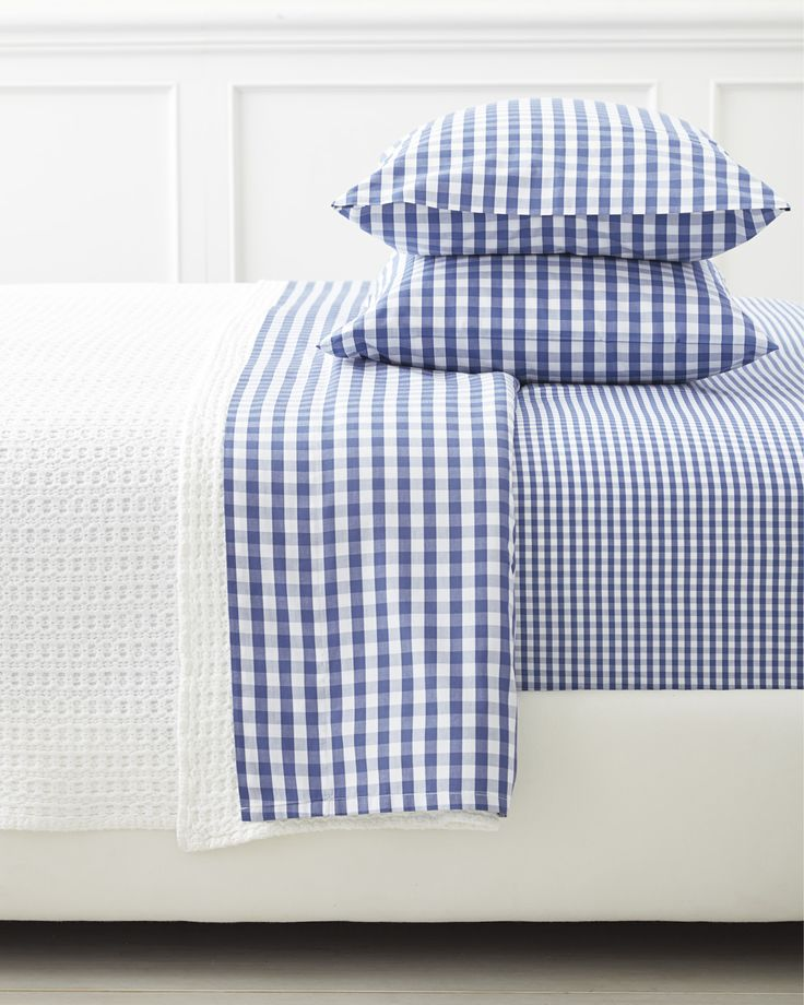 Extra Gingham Pillowcases (Set of 2)Extra Gingham Pillowcases (Set of 2)