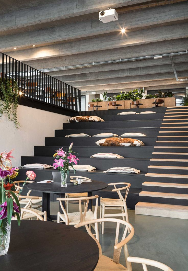 Fosbury & Sons Co-working Space in Antwerp by Going East | Yellowtrace