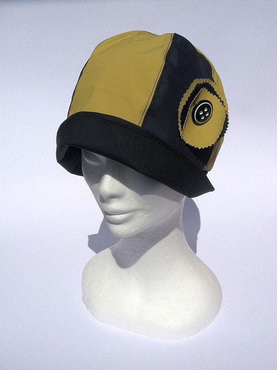 Cappello Cloche Per La Pioggia Cloche Anni 30