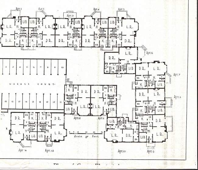 Richard Marr - Apartments