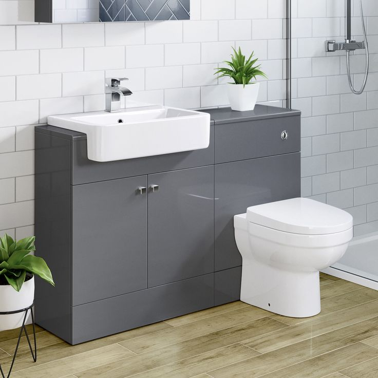 900 toilet and sink unit pipe fitting materials