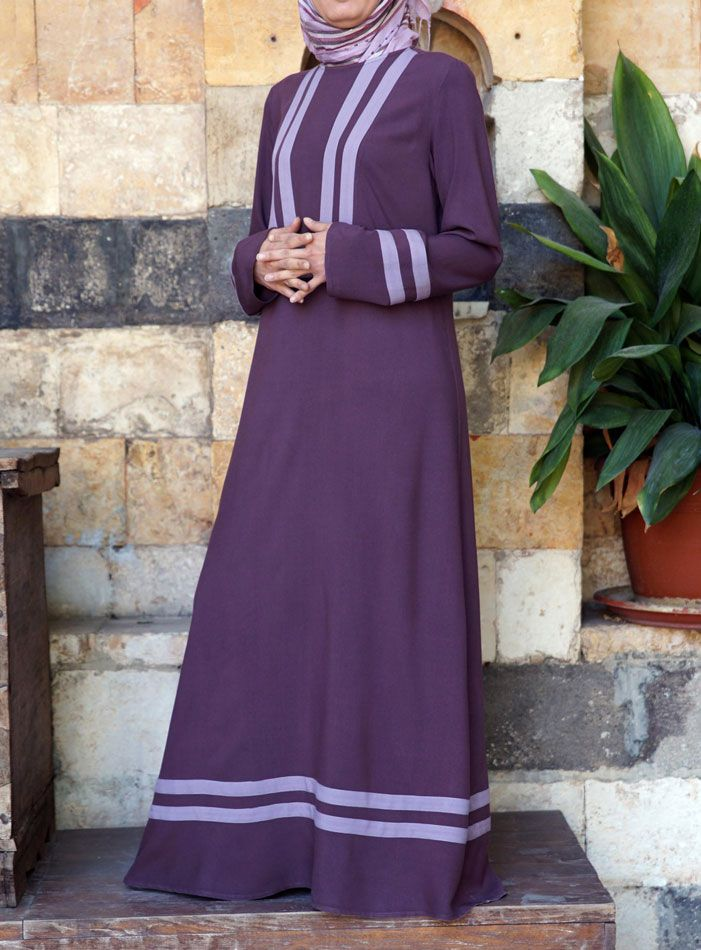SHUKR USA | All Day Long Abaya