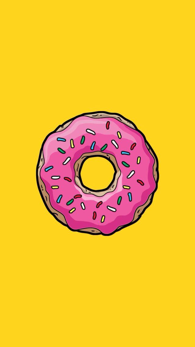 Donut worry be happy :)
