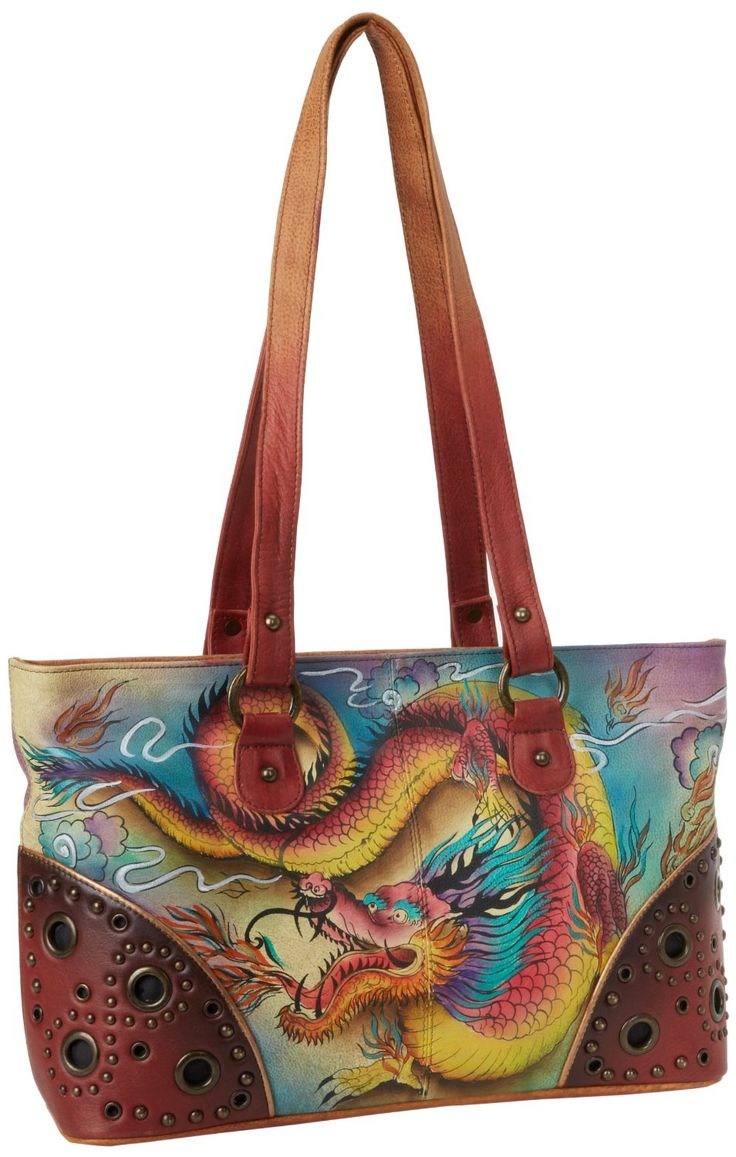 Anuschka Handbags Leather