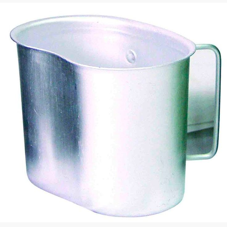 Canteen Cup - Army Style