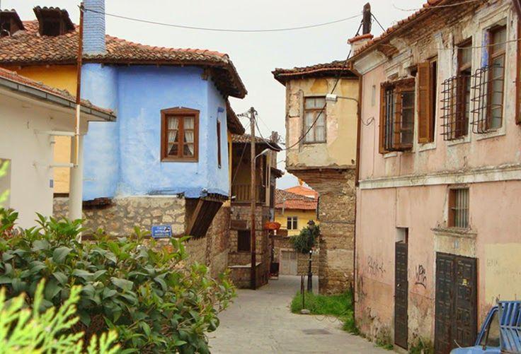 old houses Veria Greece