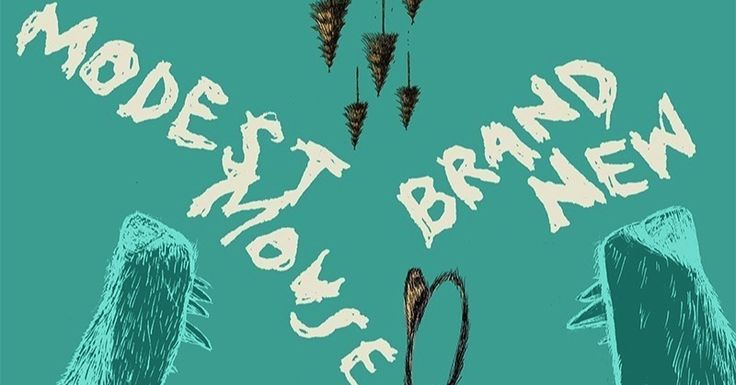 Enter for a chance to win a pair of tickets to Brand New & Modest Mouse at Sleep Train Amphitheatre on July 26th!
