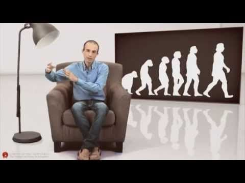 A Brief History of Humankind - Lesson 01 - part 2 - Dr. Yuval Noah Harari - YouTube