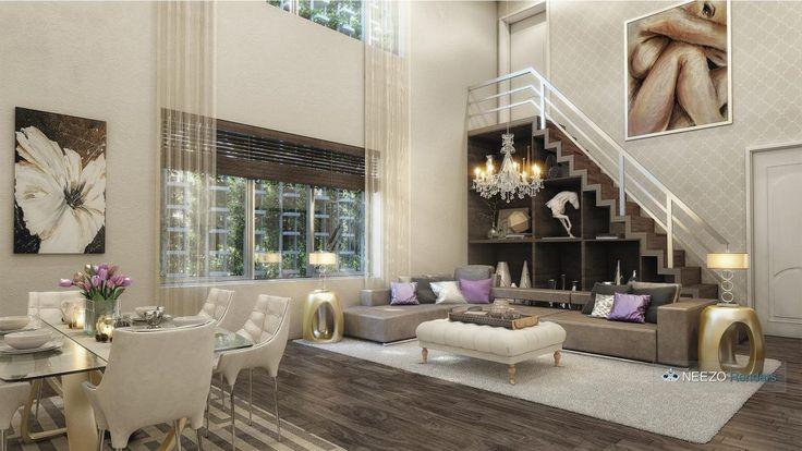 Art Hotel Duplex Guest Room Design Lagos Nigeria