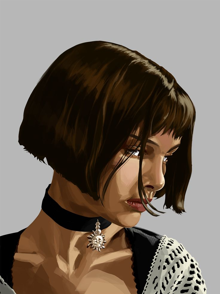 #digitalportrait #portrait #mathilda #leon # #digitalart #natalie #portman #natalieportman randome shuffle portrait no.3. amthilda from the movie leon the professional. done in photoshop. thx for enjoying and follow me on instagram: gogotheoto