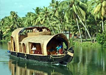 Kerala holidays :connected with nuture beauty, kerala beach, festivals, temples, ayurveda, wildlife and more.