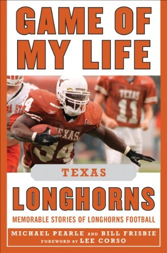 For the first time ever, legends of the Longhorns share their greatest football moments.  How did Earl Campbell prove that he was worthy of the Heisman? How did a Snickers bar help convince Ricky Williams to return to Texas for his senior year? What was Vince Young really thinking just before the 2006 Rose Bowl? In  Game of My Life Texas Longhorns , fans will find the answers to these questions and many more as twenty of the greatest players relive the moment that shaped their college…