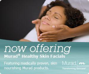Massage Envy Spa Santa Monica is now offering Muriad Healthy Skin Facials!