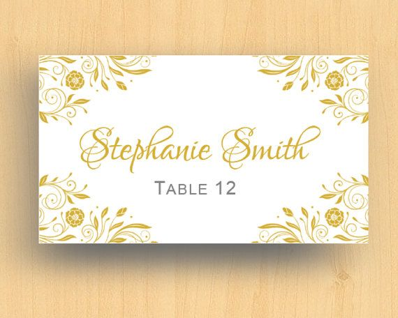 Gold transparent background floral corner 3.5x2 by Inkpower