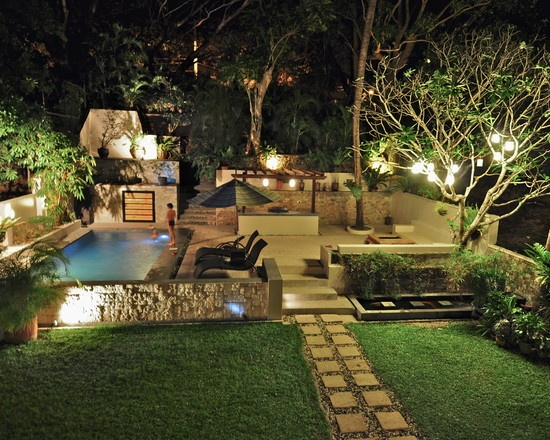 137 best pool/patio/outdoor ideas images on pinterest | outdoor ... - Tropical Patio Ideas