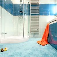 Carpetright - Oceanic #bathroom / Interior Design